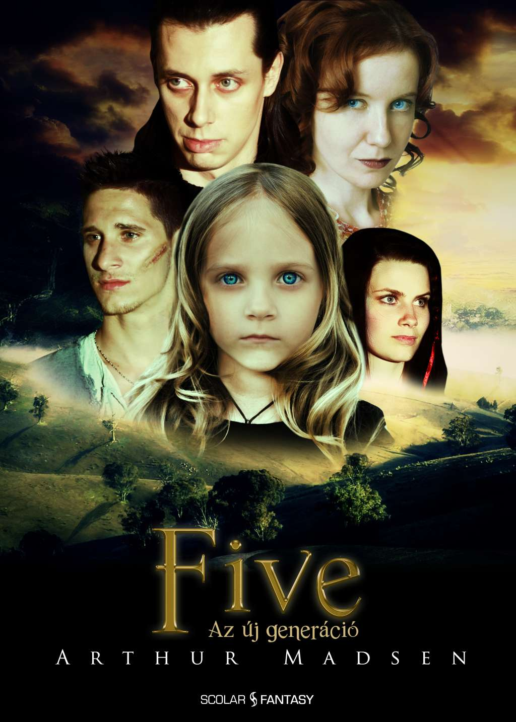 Arthur Madsen: Five – The new generation